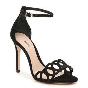 SCHUTZ Sthefany Heel Sandal size 6